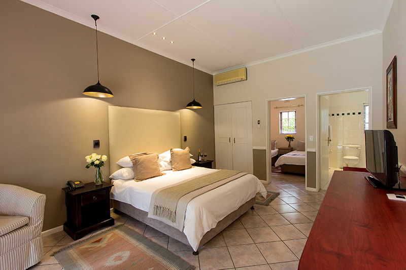 Standard Room at Hlangana Lodge