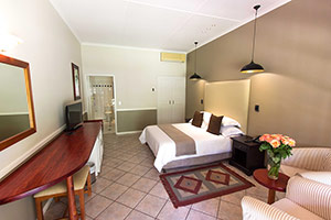Hlangana Lodge Standard Double Room
